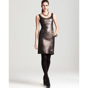 *NWT* Trina Turk Gold Garreth Dress